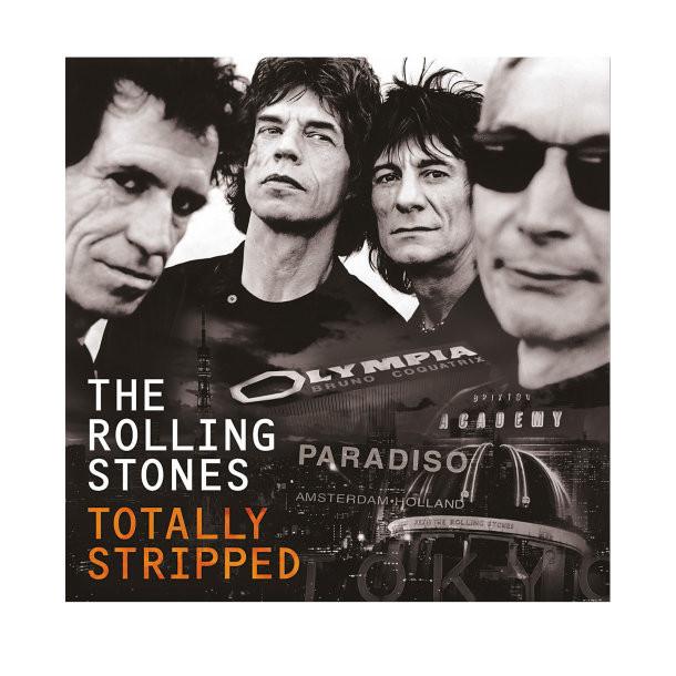Los Rolling Stones -Totalmente Despojados