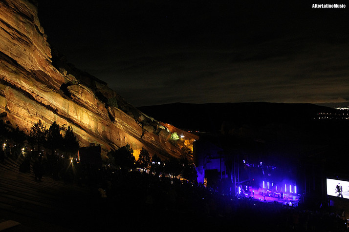 Interpol Rocks Red Rocks