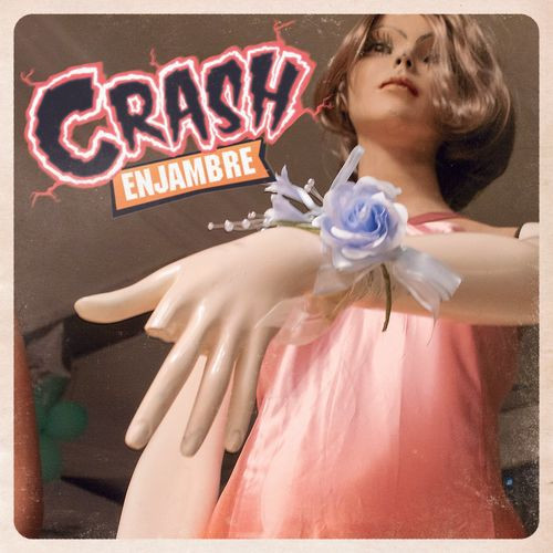 """""""Crash"""": El nuevo sencillo de Enjambre"""
