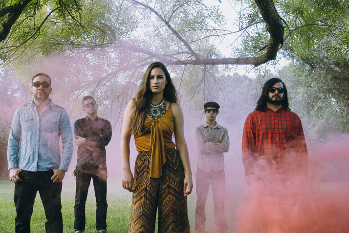 The Chamanas Nominados al Latin Grammy Como Mejor Nuevo Artista