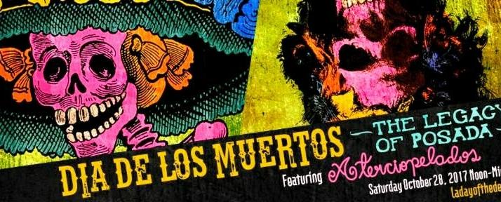 DIA DE LOS MUERTOS: THE LEGACY OF POSADA