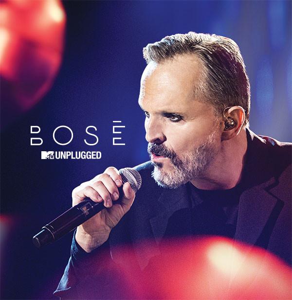 Miguel Bosé lanza su MTV Unplugged