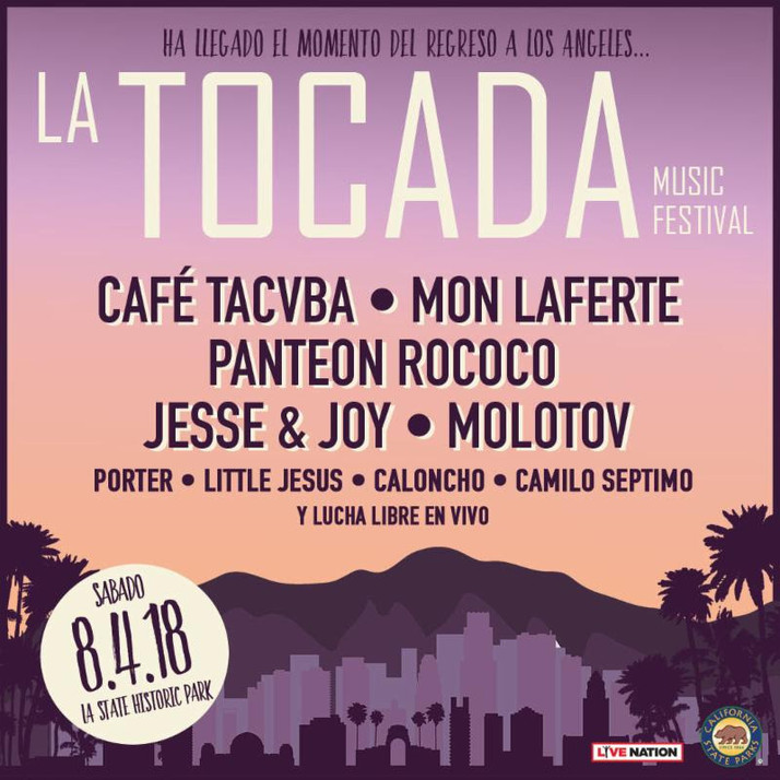 La Tocada Fest Comes Back For A 5th Time