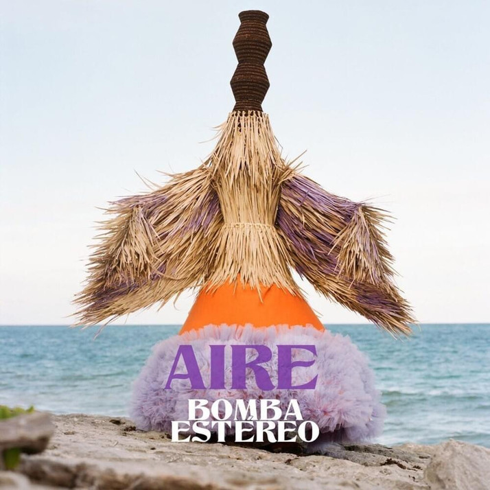 BOMBA ESTÉREO RELEASES 'AIRE EP'