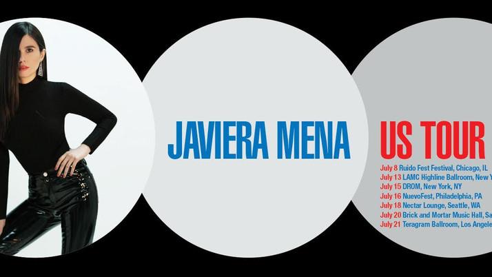 Javiera Mena Presenta Su Electro Pop en Gira Por Estados Unidos