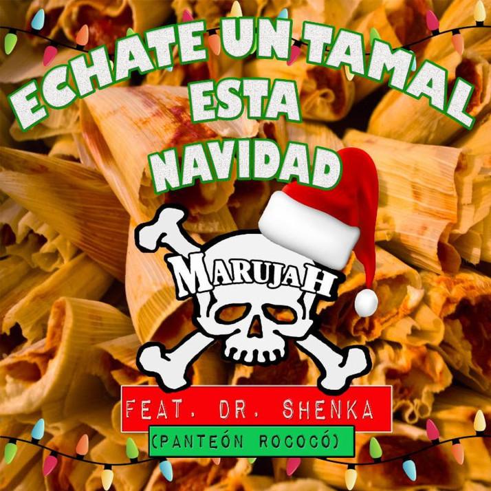 """""""Échate Un Tamal Esta Navidad"""" – Nuevo Sencillo/Video de Marujah"""