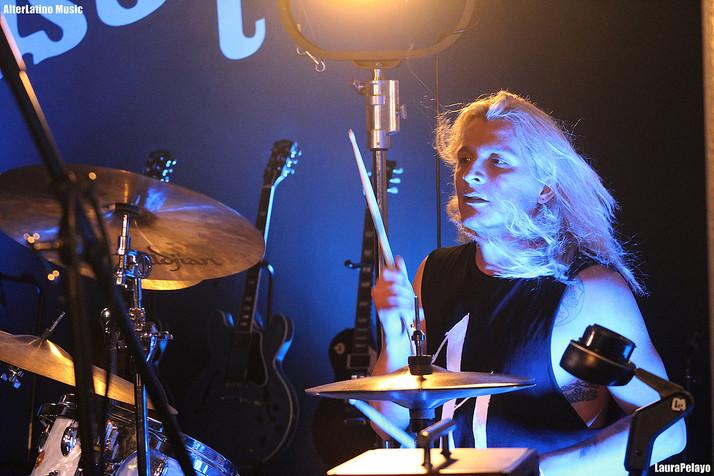 Hiram Sevilla, The Man Behind The Drums