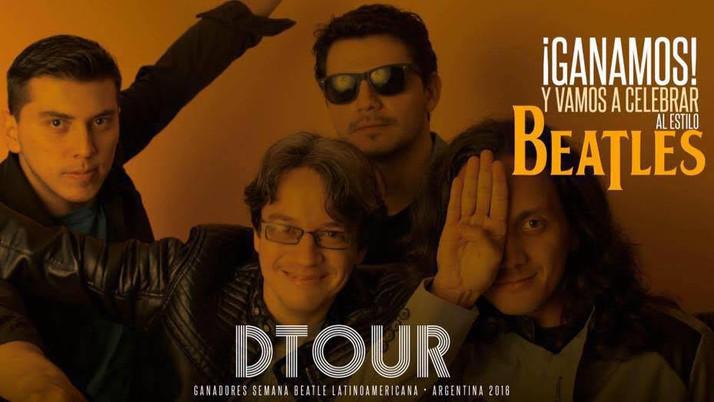 DTOUR Lleva a Los Beatles En Sus Venas Latinas