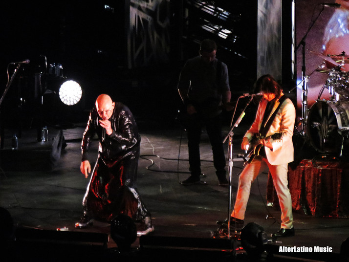 Smashing Pumpkins Make Time Stand Still in Sacramento