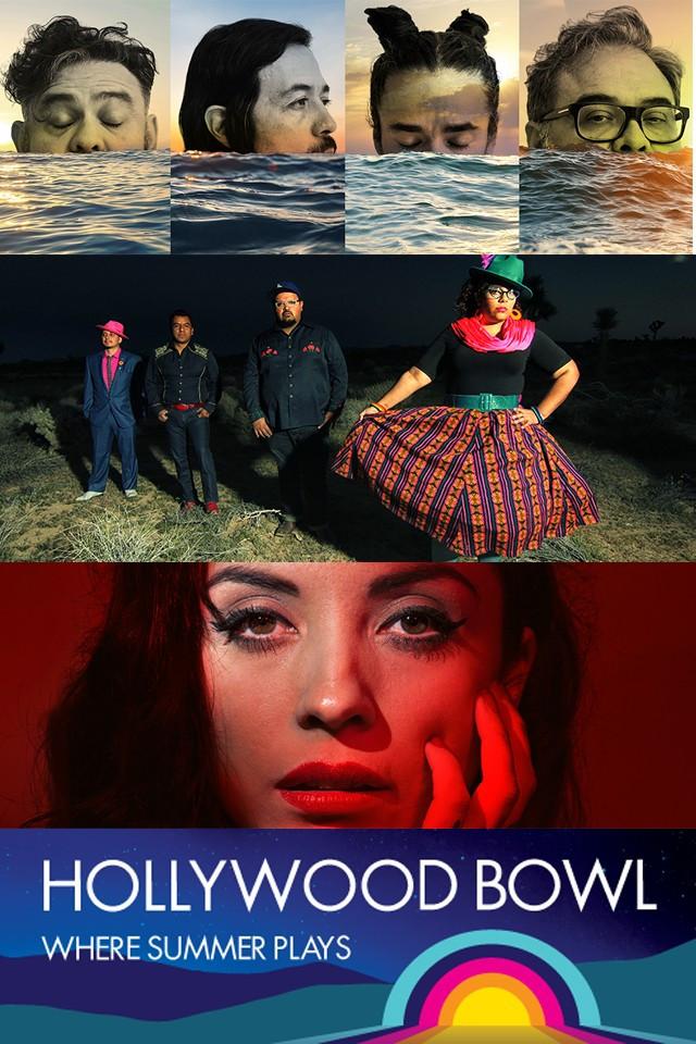 A Night of Latin Fusion at The Hollywood Bowl