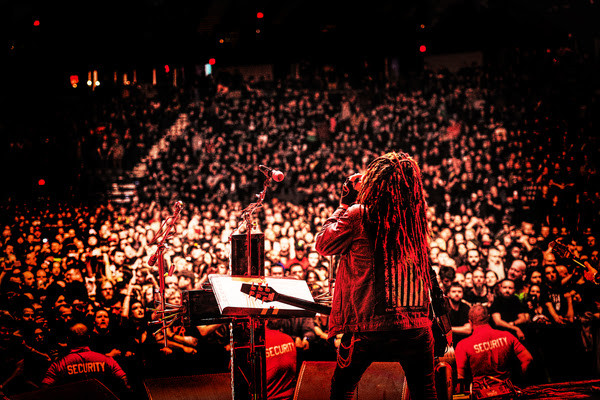 Ministry Announces Touring Lineup For  The Industrial Strength Tour