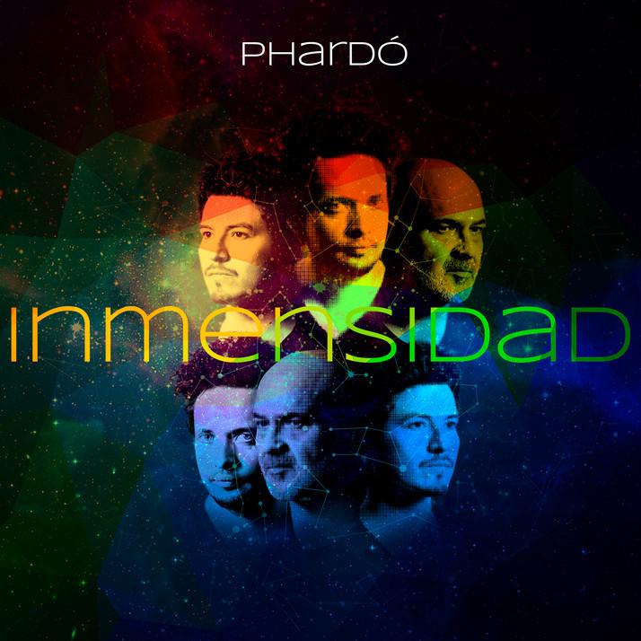 """""""Inmensidad"""": el regreso discográfico de Phardó"""
