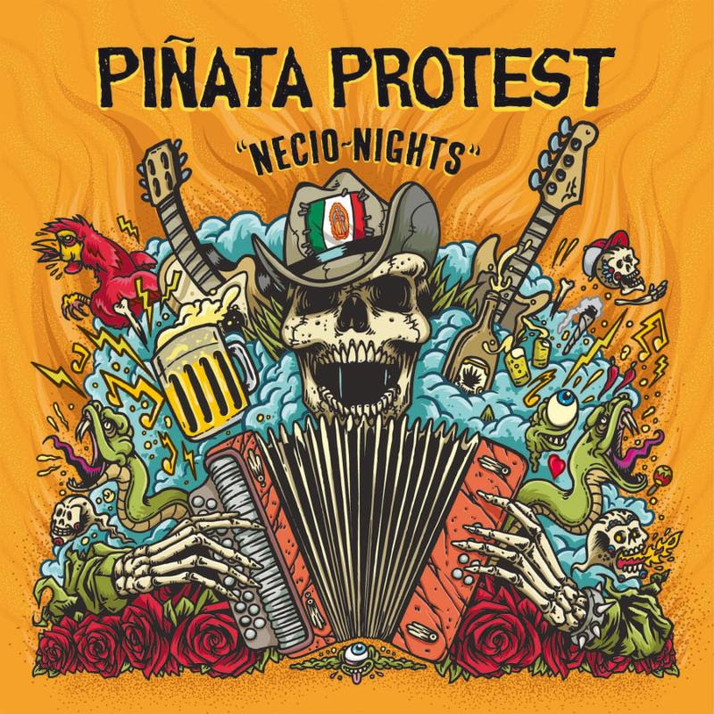 "PIÑATA PROTEST Present Their Album ""Necio Nights"""