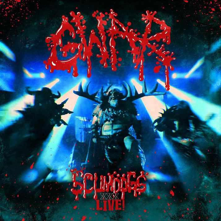 """GWAR to Release """"Scumdogs Live"""" September 10th via Pit Records"""