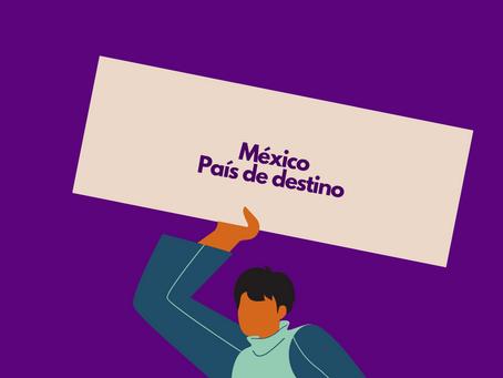 México, país de destino