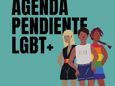 Agenda pendiente LGBT