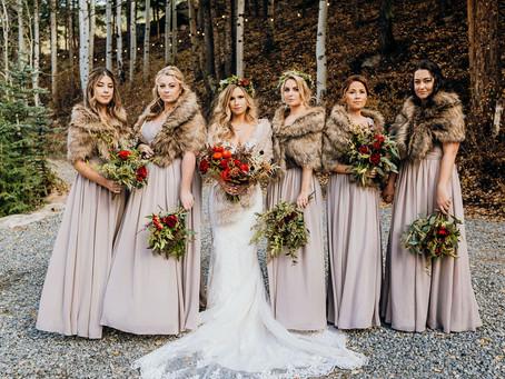 Most Boss Bridesmaids & Bride Photo Award 2019