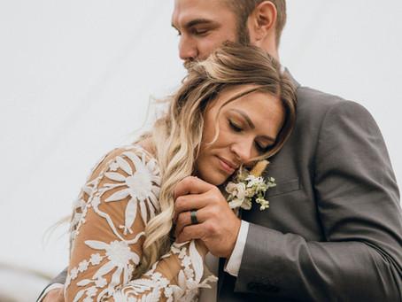 Wedding Photographer Turned Bride