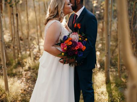 Stunning Fall Wedding