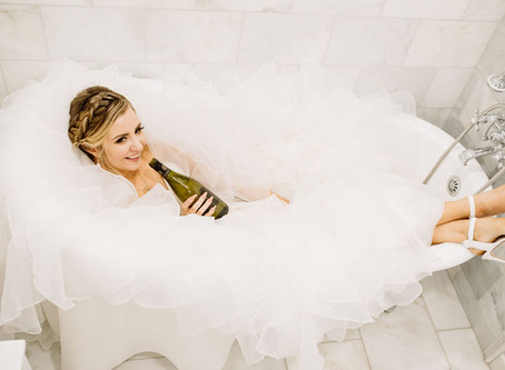 Best Bride in the Tub Photo Award 2019
