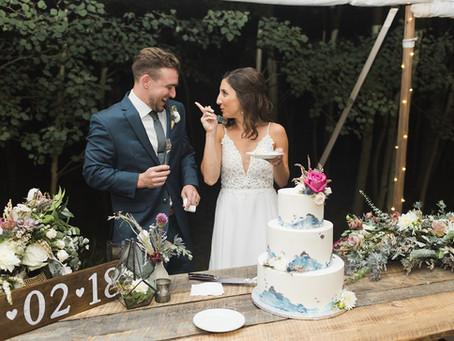 Crisp September Wedding