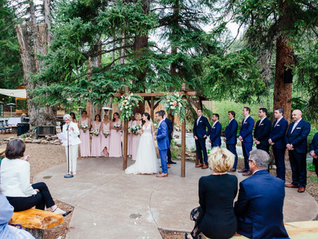 Allison & Gavin's Breathtaking Colorado Wedding