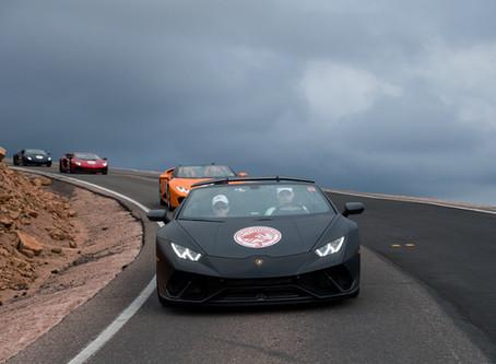 Lamborghini's Giro 2018: American West at Blackstone Rivers Ranch