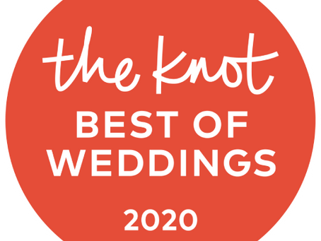 Blackstone Rivers Ranch Awarded The Knots Best of Weddings