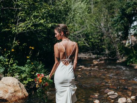 Naturally Simplistic Wedding