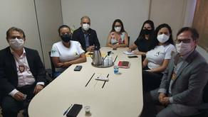 Assesp participou de reunião na Delegacia Geral de Polícia Civil solicitando a regulamentação do PJe