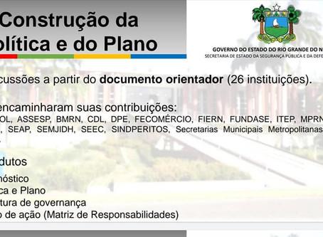 Conselho Estadual de Segurança Pública e Defesa Social - CONSESP/RN
