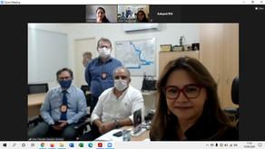 A Assesp participa de reunião com a Delegacia Geral sobre o PJe