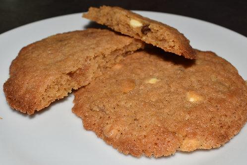 Milk & White Chocolate Chip Cookies
