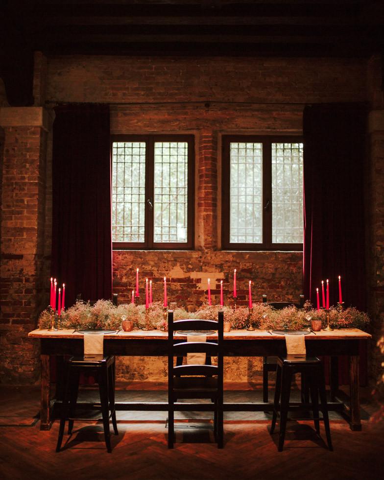 tavolo matrimoniale