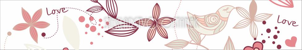vector cvetovi rastline2-8