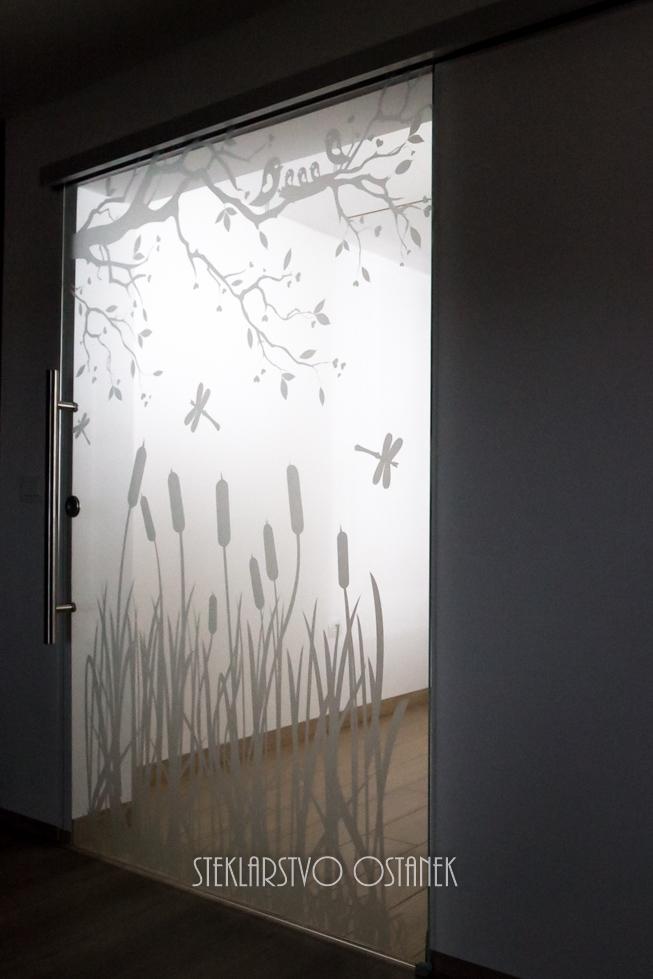 drsna vrata z vzorcem-9477