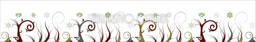 vector cvetovi rastline2-24