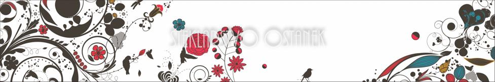 vector cvetovi rastline2-9