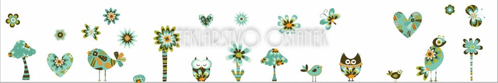vector cvetovi rastline2-27