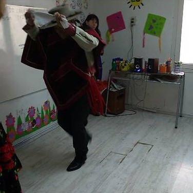 Festejo del 18 en Huepil Afterschool