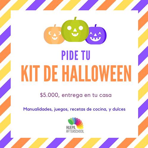Kit de Halloween