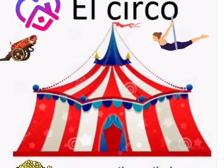 ¡Vivamos un circo de niños online celebrando el mes del circo!