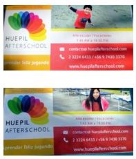 Papás y mamás: Juguemos y ganen días gratis en Huepil Afterschool