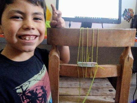 Mira el taller de arte precolombino gratuito del 8 de abril