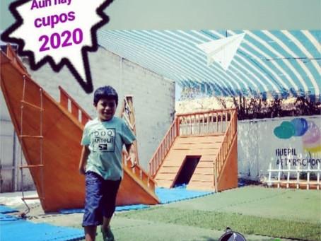 Inscríbete en el mejor afterschool de Providencia