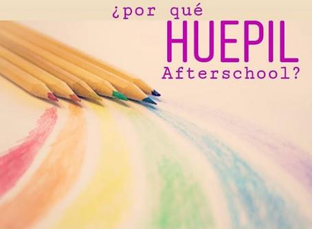 ¿Por qué Huepil Afterschool?