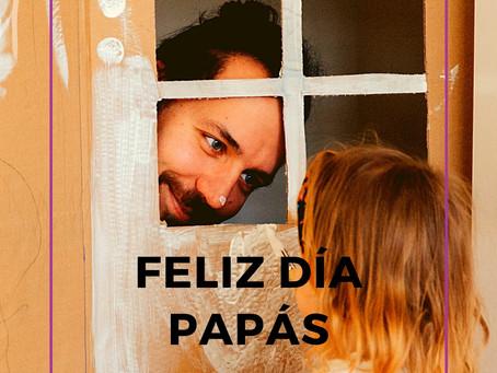 ¡Felíz Día Papás!