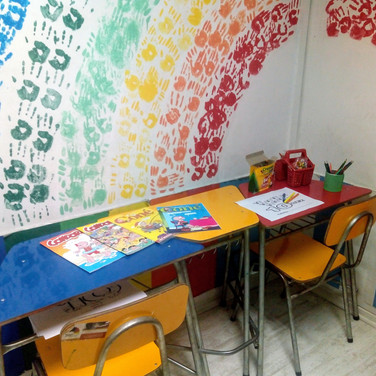 RestoComic en Huepil Afterschool