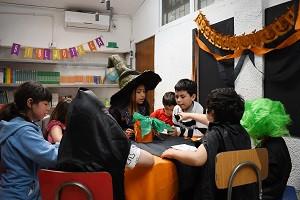 ¿Por qué celebramos Halloween abiertos a la comunidad este 2019?