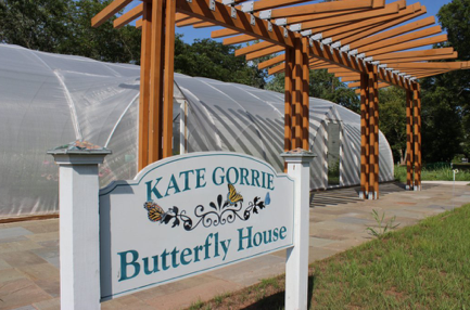 Watershed - Winter cleanup of the Kate Gorrie Butterfly House